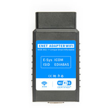 CarPlay E SYS ICOM Enet Adapters Wifi Code Readers OBD2 Coding Programming Tools For F G I Series F01 F02 F03 F20 F21 F30 F31