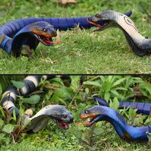 Animal-Toy Cobra Rc-Snake-Naja Kids Remote-Control-Robot Terrifying Viper with Usb-Cable