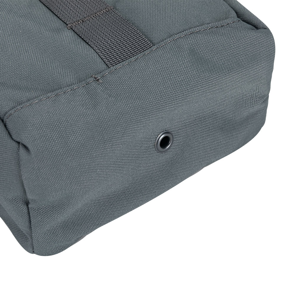 Outdoor Molle Folding Dump Drop Pouch Recycling Bag Garbage Bags Tactical Equipment Storage Bag