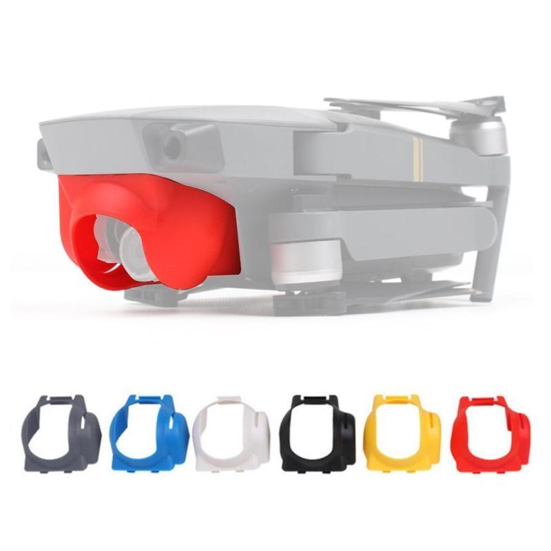 Lens Hood Sunshade Cap Gimbal Camera Protector Protective Cover For DJI Mavic Pro RC FPV Drone Accessories