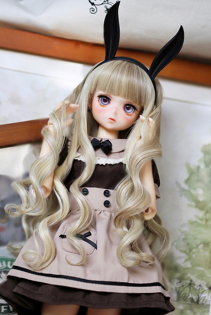 Details about  /1//3 Scale BJD SD Doll Clothes Model Accessories High-end Lady/'s Windbreaker Suit