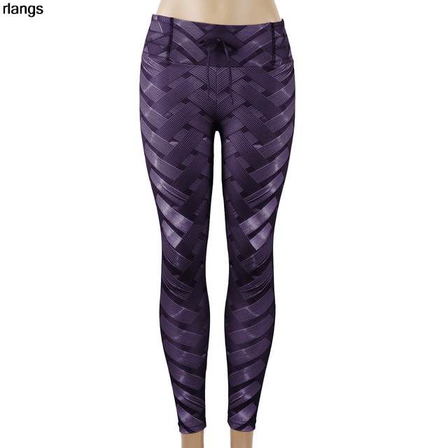 European And American Solid Color Sexy Ladies Leggings Sports Tires Are Thin suit Pants Women Wear Sports Pants Fitness Women