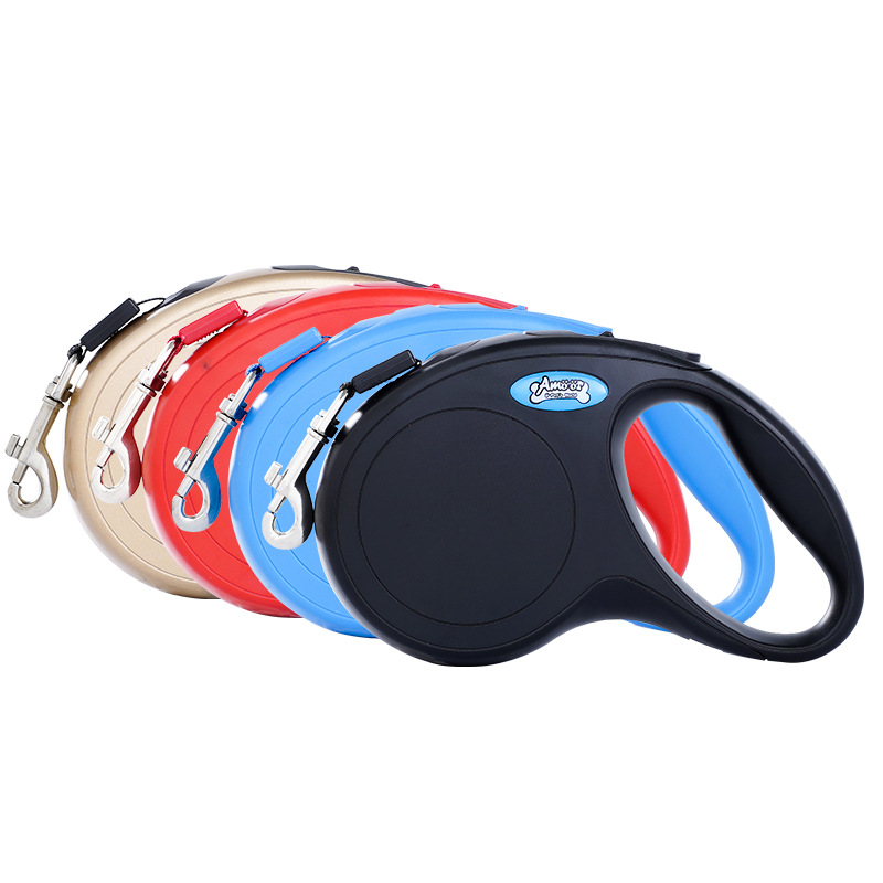 Dog Automatic Retractable Pet Traction Rope Dog Rope Pet Supplies Teddy Corgi Traction Belt