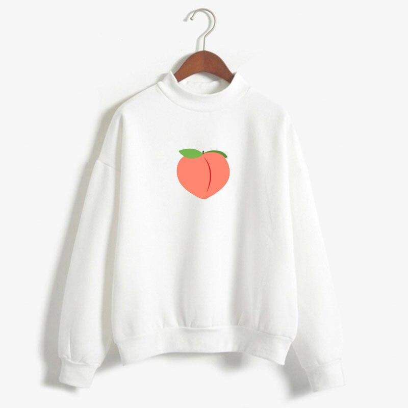 Peach Sweatshirt Pixel Art Peach Milk Carton Unisex Sweatshirt For Teens SEQUIN Peach Hoody Fruit Clothing / Gift For Women / Pe