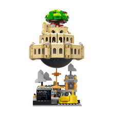 XingBao Compatible with Legoing Creator Idea Series The City in The Sky Set Educational Building Blocks Brick Model Kit DIY TOYS building blocks girls series the heartlake grand hotel model finger brick compatible 41101 educational toys for kids