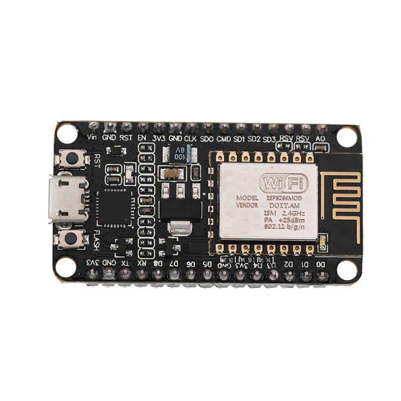 1 unidad módulo inalámbrico Mini NodeMcu CH340 Lua WIFI Internet de las cosas Placa de desarrollo basado ESP8266 CP2102 módulo Smart Home