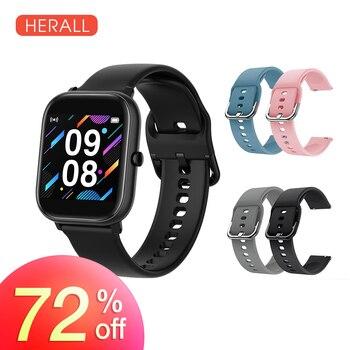 Έξυπνο ρολόι fitness για android xiaomi apple