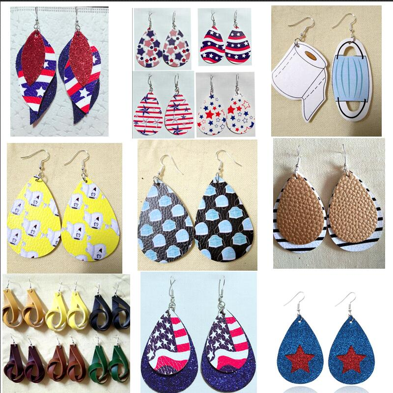 30pairs lot wholesale Drop Earrings for Women Jewelry 2020 new Fashion Vintage punk big personality Boho Long tassels Earrings