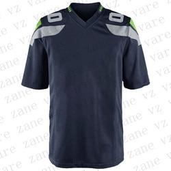 Customize Mens Popular Sports Fans American Football Jerseys 12s 12 fan Russell Bobby Wagner Tyler Lockett Jadeveon Clowney Cheap Seattle Jersey