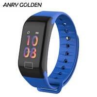 F1 Highpot Fitness Tracker Sport Smart Armband Uhr Aktivität Tracker Wasserdicht Herz Rate Schlaf Monitor armband