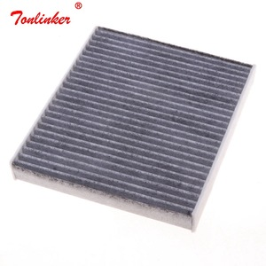 Image 1 - Car Cabin Air Filter 87139 58010 Fit For Toyota Alphard Model 2015 Today 3.5L Filter Car Accessoris