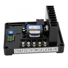 цена на GB170 AVR Automatic Voltage Regulator for Brush Three Phase STC Alternator Voltage Regulator