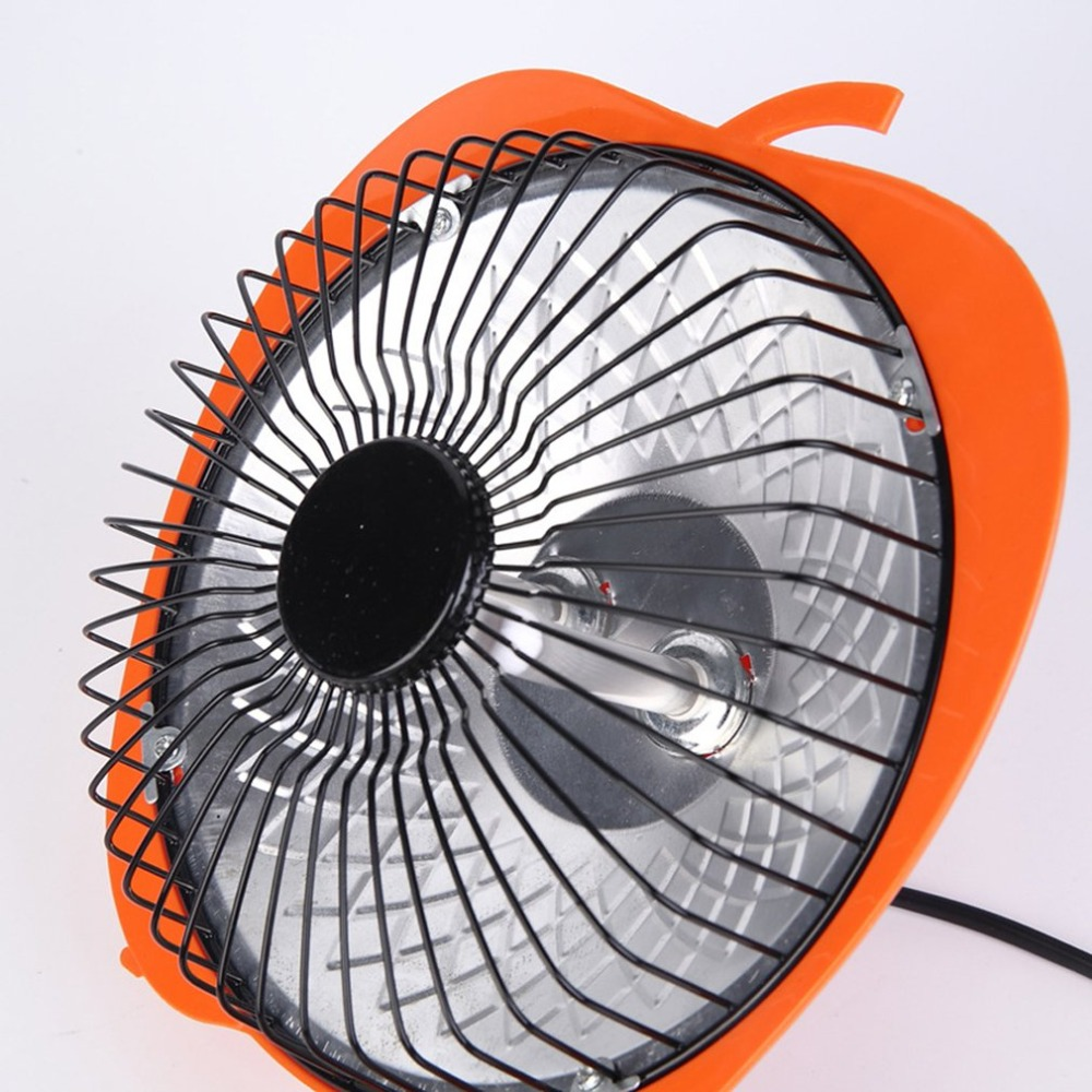 Winter Mini Solar Creative 6 Inch Cartoon Electric Heater Office Desktop Heater