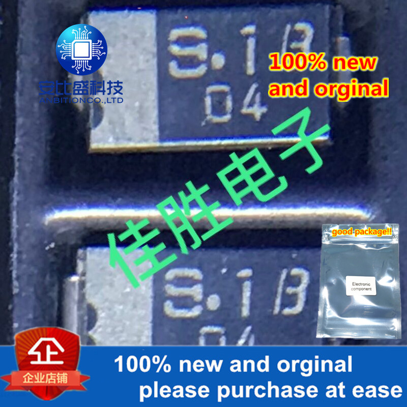 50pcs 100% New And Orginal PSBDBF60V5 5A60V SMBF Silk-screen S56B In Stock