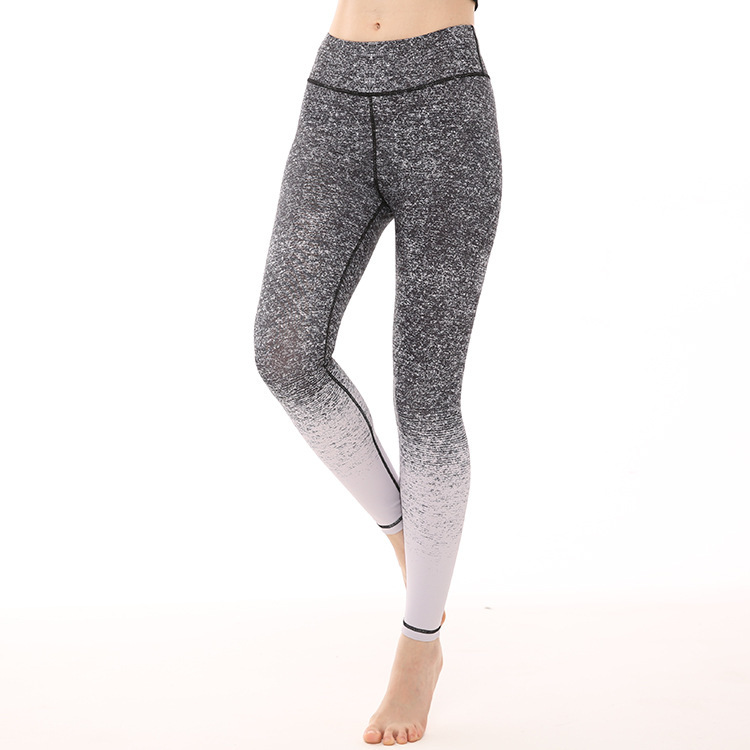 Soft Fiber Firefly Series Printed Trousers Women's Mixed Colors Quick-Dry Tight-Fit Gym Morning Run Fashion & Sports