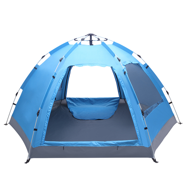 Instant Pop Up Tent 4 Person Large Camping Tents