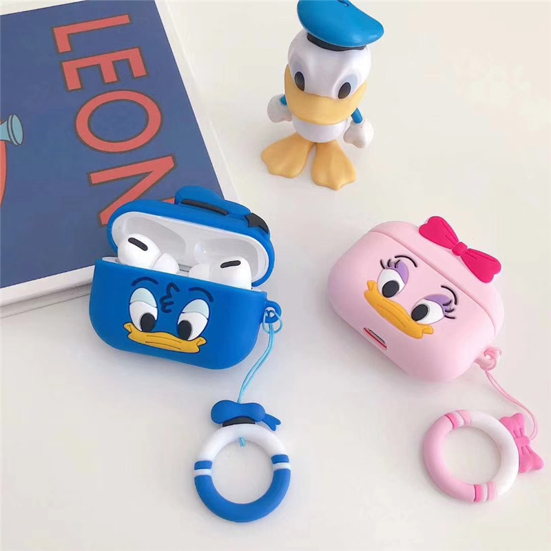Cute 3D Silicone Case for AirPods Pro 182