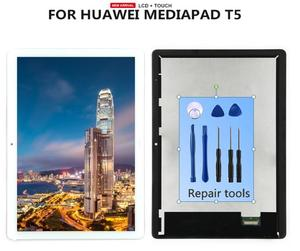 For Huawei MediaPad T5 10 AGS2-L09 AGS2-W09 AGS2-L03 AGS2-W19 LCD Display & Touch Screen Digitizer Assembly Tablet + Pen(China)