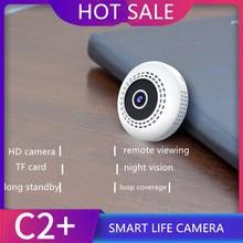 C2+ minicamera in mini camcorders WIFI ip remote surveillance camera With Motion Sensor HD Tiny Microcamera Miniature