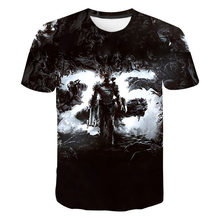 Summer Games Doom Eternal Printed 3D T-shirt Fashion Streetwear Men Women Casual Hip Hop T-shirt Cool Shirts