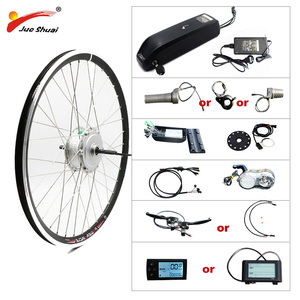 BAFANG 36V 250W мотор колесный электрический велосипед комплект с батареей 8FUN концентратор мотор e велосипед электрический велосипед конверсионн...