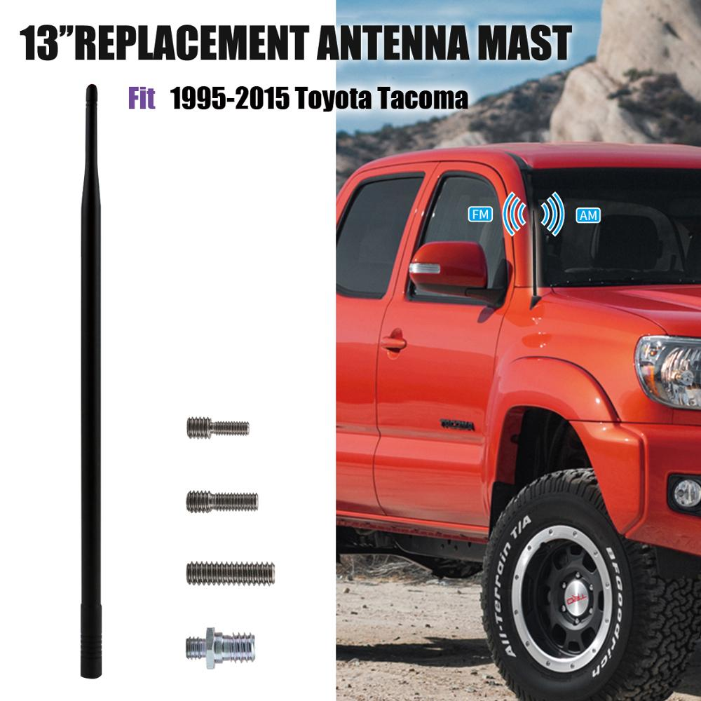 2012-2015 Toyota Tacoma Triple Chrome plated ABS Mirror Cover 13 Kit