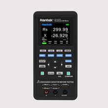 Hantek1832c/hantek1833c digital lcr medidor portátil handeld indutância capacitância medição de resistência testador ferramentas