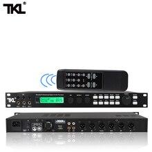 TKL – processeur de mixage audio professionnel, anti hurlement, suppresseur deffets, réverbération karaoké