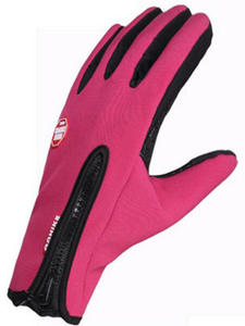 Equestrian-Gloves Riding-Equipment Horseback for Touch-Screen Classic