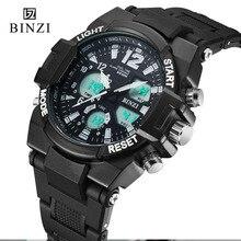 Men Sport Brand LED Outdoor Electronic Wrist Watch Digital Shock Luxury Military Waterproof Big Face Running