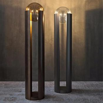 Modern Standing Lamps for Living Room Standing Lamp Retro Floor Lamp Japanese Style Standing Crystal Deco Salon Industrial Bar фото