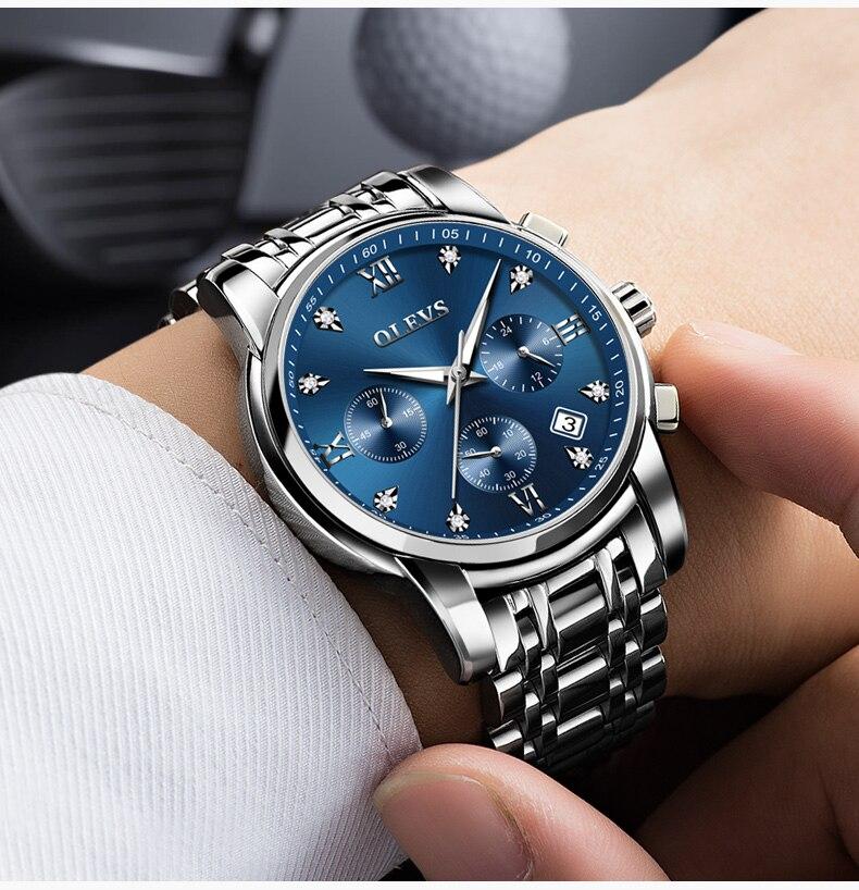 2020 Mens Automatic Quartz Watch Luxury Fashion Reloj Hombre Brand Seiko Watches Men Boyfriend Gift Wrist Watches Waterproof