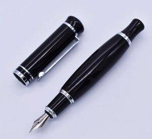 Image 5 - Duke 558 stylo fontaine noir vif, stylo décriture de 0.7mm, Style Unique, bureau et fournitures pour la maison