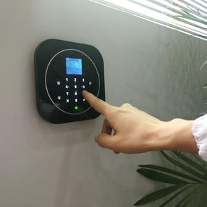 Image 5 - Wifi GSM 警報システム、 Rfid 盗難セキュリティ液晶タッチキーボード 433 433mhz のワイヤレスセンサーアラーム 11 言語 Tuyasmart スマートライフアプリ