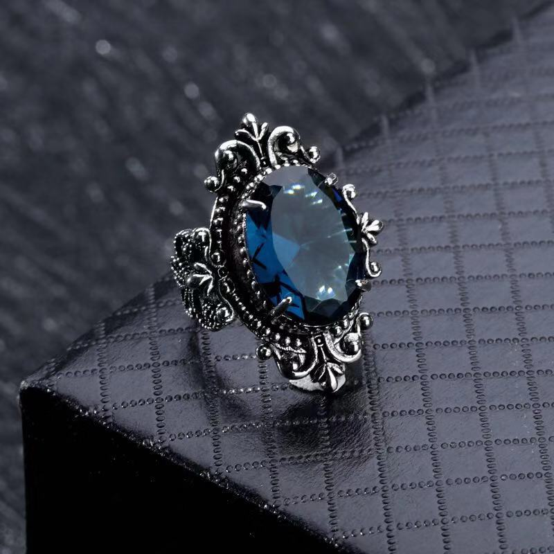rings silver 925 jewelry for man women 1