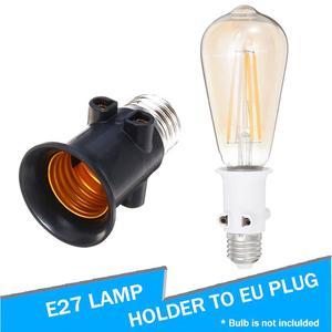 AC100-240V 4A E27 EU Plug Ligh