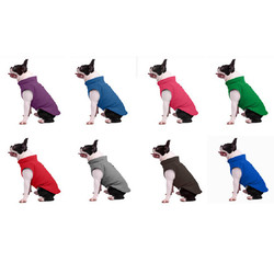 Winter Fleece Pet Dog Clothes Popular Warm Pet Clothes French Bulldog Coat Pug Costumes Jacket For Small Dogs Chihuahua Pet Vest
