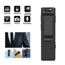 A3 미니 디지털 카메라 HD 손전등 마이크로 비디오 캠 자기 바디 카메라 모션 감지 스냅 샷 루프 녹화 캠코더