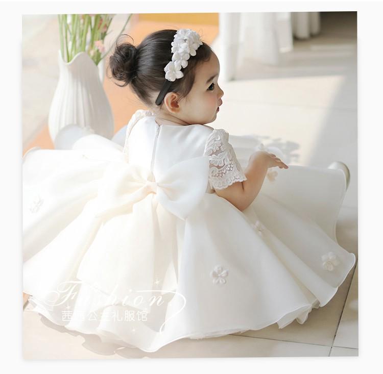 festa de aniversario vestido baptizado vestido 02