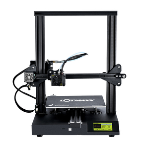 Image 2 - LOTMAXX SC 10 3D Printer Kit Silent Printing 235*235*280mm Build Volume Built in Safety Power Supply Filament Run Out Detection
