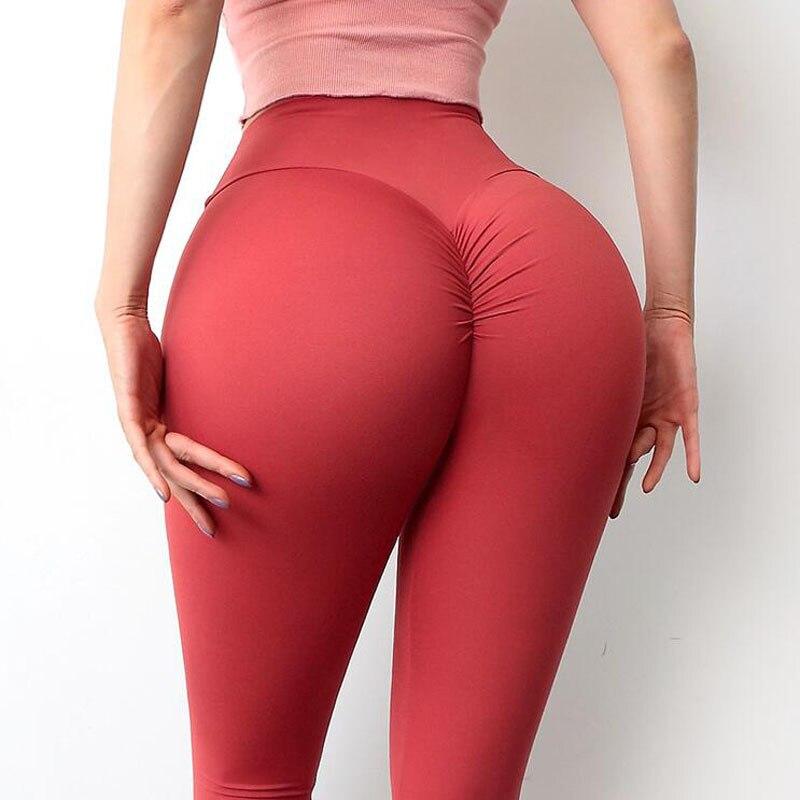 WHOUARE Seamless Leggings Push Up Leggings Women High Waist Legging Butt Lift Fitness Leggings Workout Women Leggings