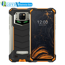 DOOGEE S88 Pro IP68 Rugged Phone 10000mAh Battery Octa Core 6GB RAM 128GB ROM Android 10 Smartphone Wireless Charge Dual SIM(China)