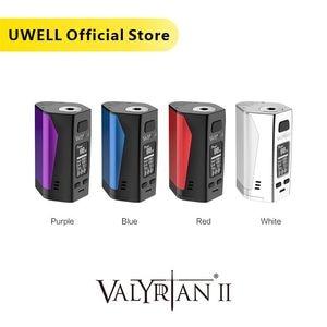 Image 1 - UWELL Valyrian II MOD Triple 18650 แบตเตอรี่ 300W อิเล็กทรอนิกส์บุหรี่ VAPE MOD ไม่มีแบตเตอรี่
