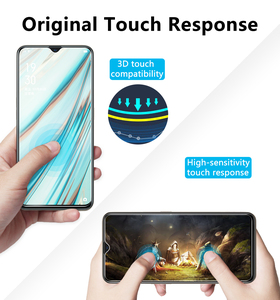 Image 5 - 2 adet temperli cam Oppo A9 2020 cam ekran koruyucu 2.5D için 9H Premium temperli cam Oppo A9 2020 koruyucu Film