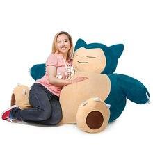 Peluche Pika douce, grande taille, Animal de dessin animé, poupée, Gros doudou, oreiller pour lit uniquement, couverture (pas de remplissage)