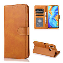 Flip Leather Case on For HuaWei Nova 3 3i 3e 4 4e 360 ° shockproof protective cover for huawei nova 3 3i 3e 4 4e Magnet Cover(China)