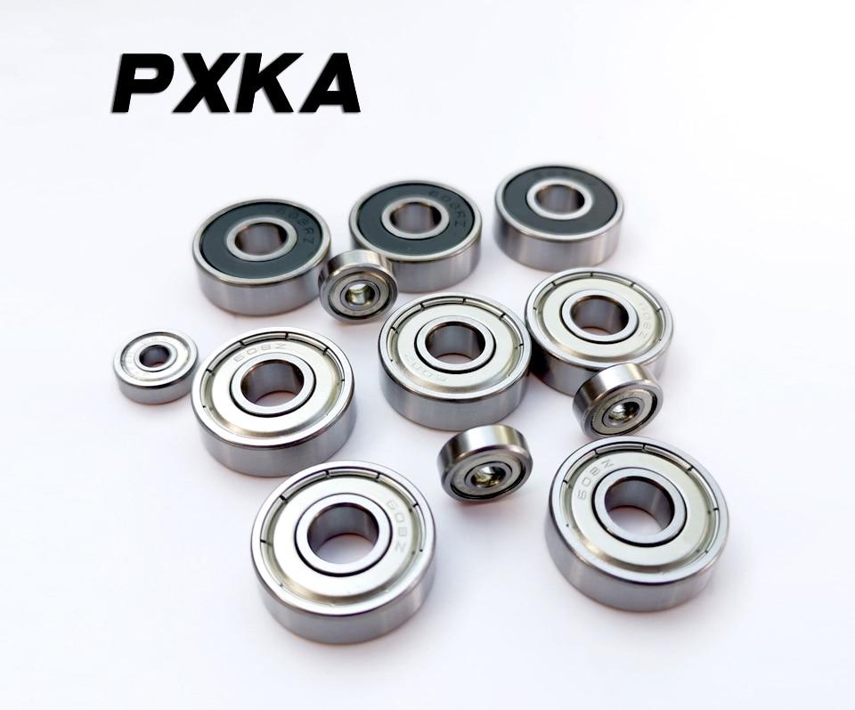 Free Shipping Miniature Inch Bearings MR95ZZ / Z1 Grade MR95 5*9*3 L-950, MR126 MR126ZZ 6*12*4 L-1260, MR128 8*12*3.5