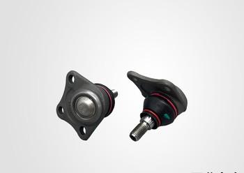 1 sztuk przeguby kulowe przednie zawieszenie w lewo w z prawej strony dla chińskiego Brilliance V5 H530 Auto części silnika samochodu tanie i dobre opinie MJMOTOR front China metal