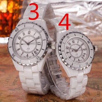 Ceramic Watch Lady Men Couple Watches aa Brand CNL Fashion Waterproof Clock Reloj de pareja Orologio da coppia personalized gift фото