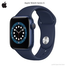 Nieuwe Apple Horloge Serie 6 Gps + Cellular 40Mm/44Mm Aluminium Case Met 5 Kleuren Sport Band remote Smartwatch Lte Iwatch 6